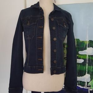 KUT FROM THE KLOTH FITTED JEAN JACKET